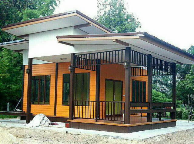 Small House is becoming very famous due to the changing economy. With a good designed Small House, you can attain the feel of a much larger home by keeping the design open and remove any wasted space.  A smaller space gives you the ability to focus on every detail making the home fit your personality perfectly. Let us help you design the perfect small house for your family.