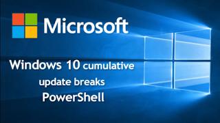 Windows 10 Cumulative Update Brought New Problems