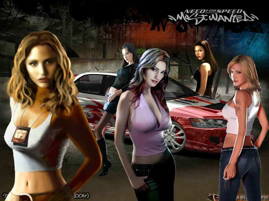 Need For Speed Girls Wallpaper Collection BEAUTIFUL GIRL WALLPAPERS
