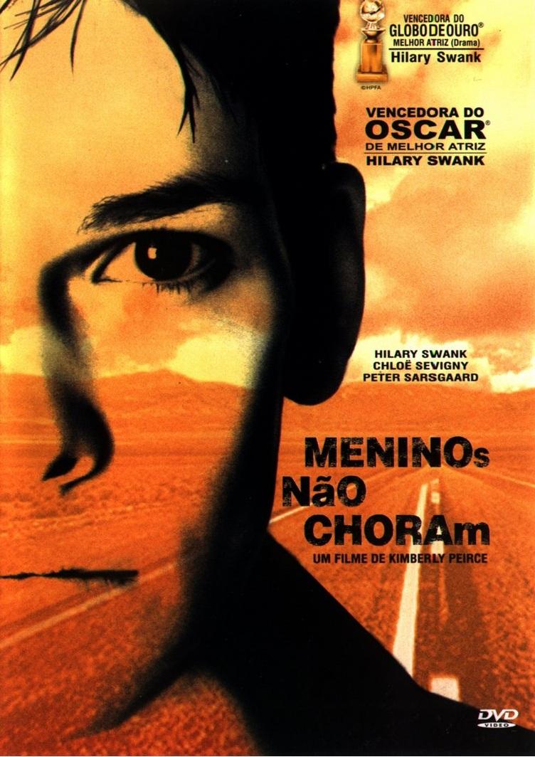 Poster do filme Meninos Não Choram
