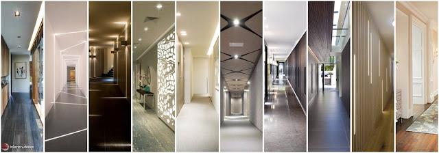 Modern Corridor & Hallway Lighting Ideas