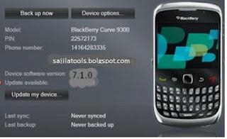 Blackberry Desktop Manager Software for PC Free Download v7