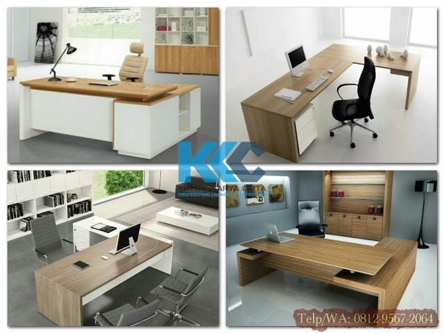 pembuatan kabinet meja kerja