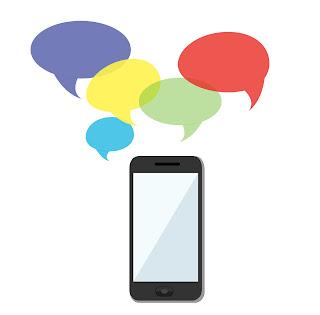 Mobile chatting