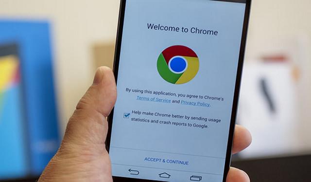 كيفية الوصول الى كلمات المرور المحفوظة على متصفح جوجل كروم للأندرويد