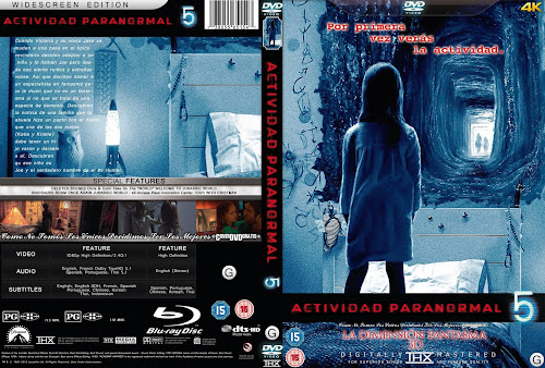 paranormal activity 5 cover - photo #14