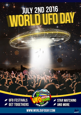 UFO Day Wishes Images And Wishes