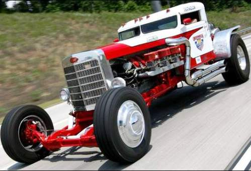 American Rat Rod Cars Amp Trucks For Sale Peterbilt Diesel