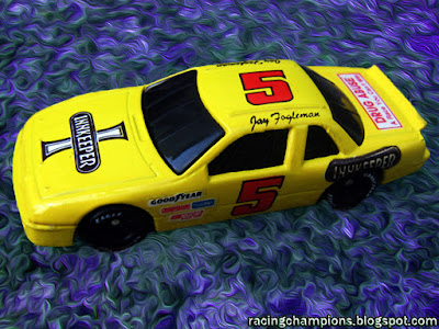 Jay Fogleman #5 Innkeeper Racing Champions 1/64 NASCAR diecast blog BGN