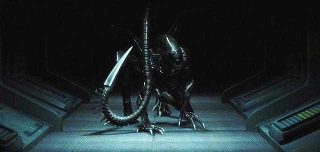 Xenomorf în Alien vs Predator