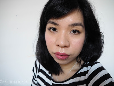 Laura Mercier Lip Parfait Creamy Colourbalm in Raspberry Ripple