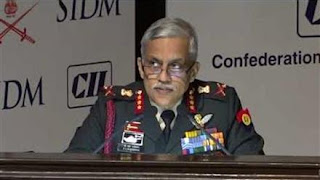 Lt General Rajeshwar takes over as 12th Chief of IDS