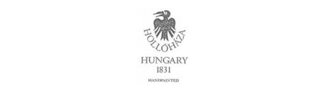 1983 - 1992 - HOLLÓHÁZA HUNGARY 1831 HANDPAINTED feliratos márkajelzés bélyegző