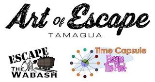Skook News Tamaqua Organizations Partner To Create Escape Room