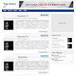 Page Demons v2 Blogger Template