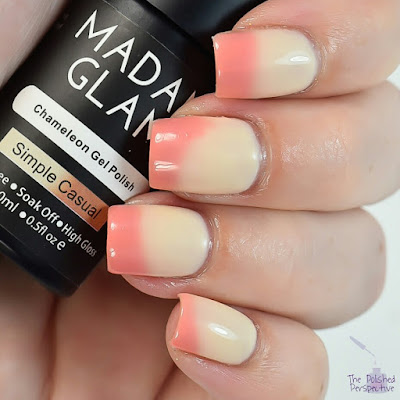 madam glam simple casual swatch