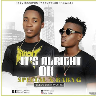 Music : it's alright - special