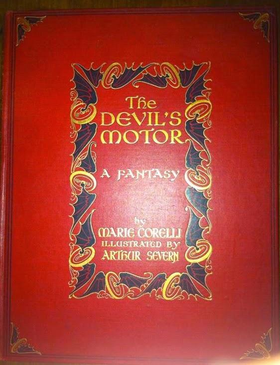 hyborea: The peak of 1920's occult book publishing