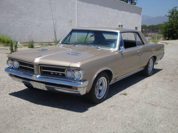 Trade 1964 GTO