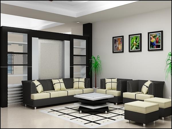 Kemasan Lantai Ruang Tamu Desainrumahid