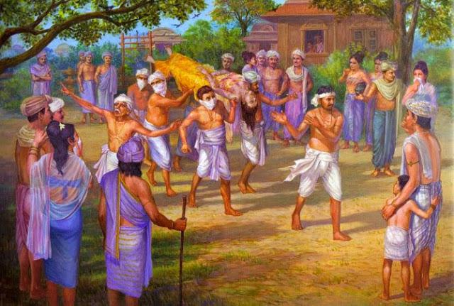 Đạo Phật Nguyên Thủy - Đường Xưa Mây Trắng - Chương 54: Thanh thản trước cuộc thịnh suy