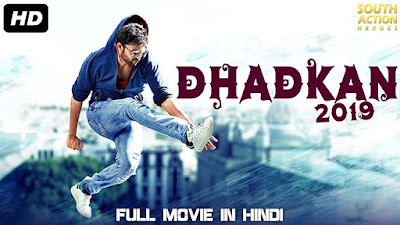 DHADKAN 2019 - New Released Full Hindi Dubbed Movie | New Movies 2018 | South Movie 2018