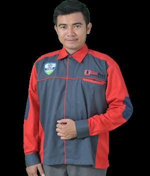 baju seragam kerja keren