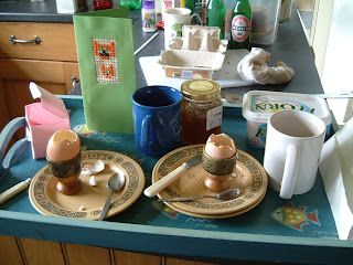 Image: Breakfast In Bed - Aftermath, by Kaptain Kobold / Alan, on Flickr