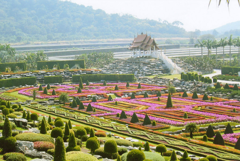 Largest Botanical Garden in South East Asia