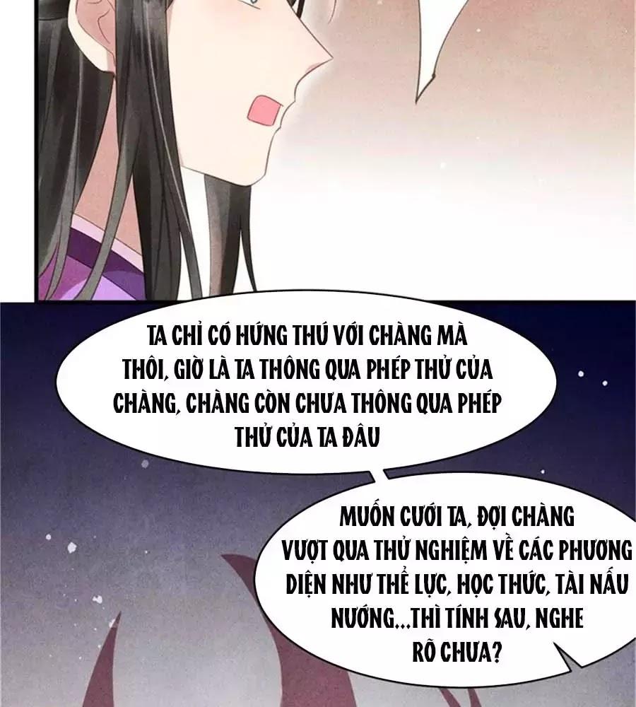 Vương Phi Muốn Trèo Tường chap 50 - Trang 31