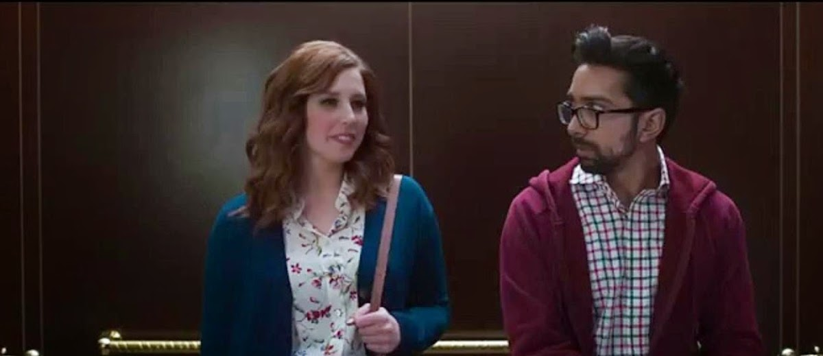 Audi - Vanessa Bayer's Fifty Shades of Grey Elevator Scene
