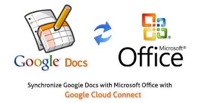 Cara Mudah Berbagi dan Edit Dokumen Microsoft Office dengan Google Cloud Connect