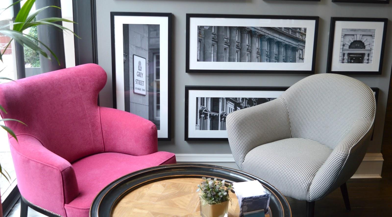 The Grey Street Hotel , Newcastle - Reception