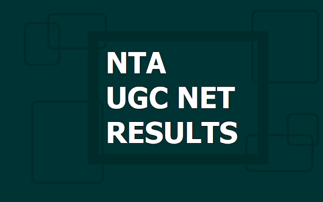 NTA UGC NET December Results 2019, How to Check at ntanet.nic.in Website