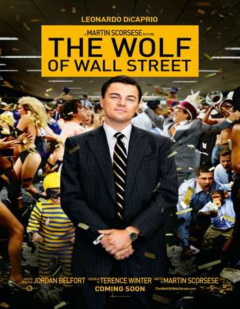 Poster Of The Wolf of Wall Street 2013 English 700MB BRRip 720p ESubs HEVC Free Download Watch Online Downloadhub.Net