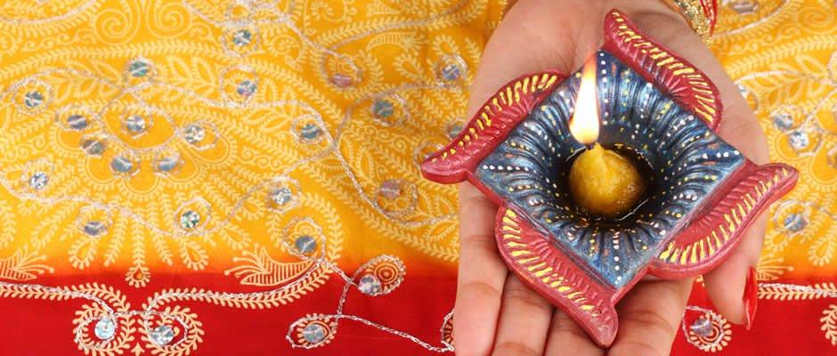 Deepavali Diyas