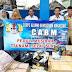 Corps Alumni Bumiseram Makassar Berikan Bantuan untuk Korban Tsunami Banten