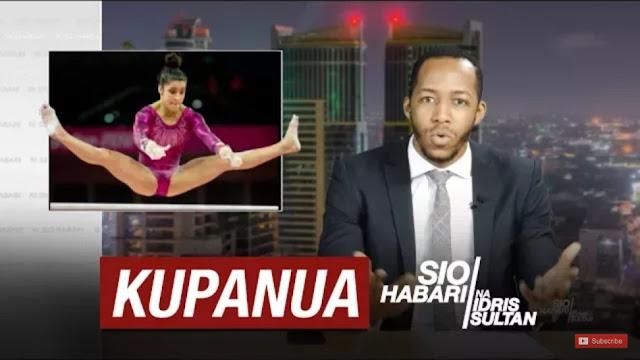 Idris Sultan - Kupanua SIO HABARI episode 1 Comedy