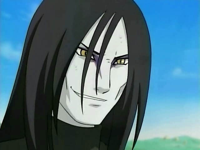 naruto vf wallpapers: One of the Legendary Sannin : Orochimaru