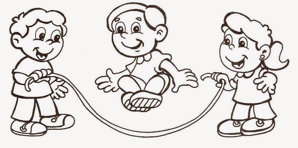 Kids Zone: Psicomotricidad. Dibujos para Colorear