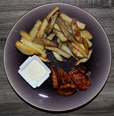 Gardein Meatless BBQ Chick'n Wings