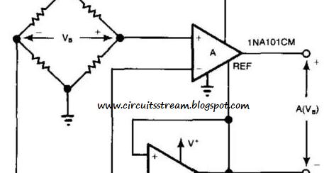 Build a Bridge Wiring diagram Schematic With One Power