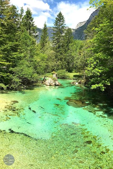 Lake Bohinj: Slovenia