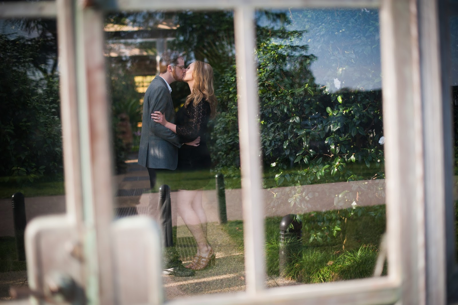 Engagement Photos Longwood Gardens