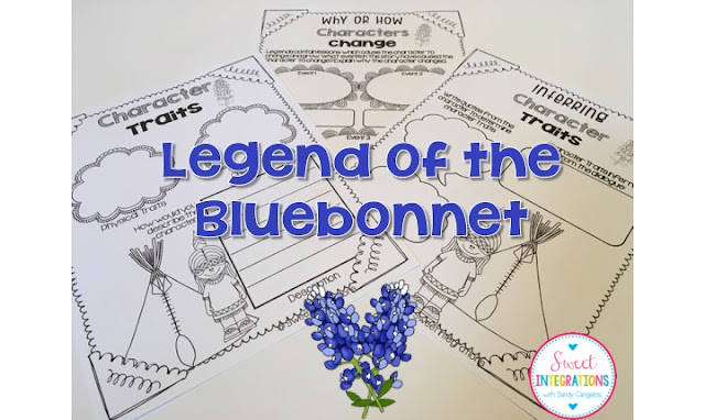 Character Traits - Legend of the Bluebonnet