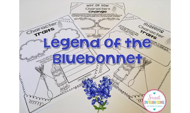 Character Traits - Legend of the Bluebonnet