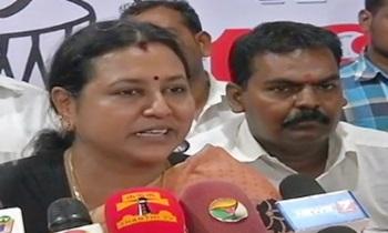 Premalatha Vijayakanth speaks about Opinion Polls and Mega Alliance | Press Meet – Thanthi Tv