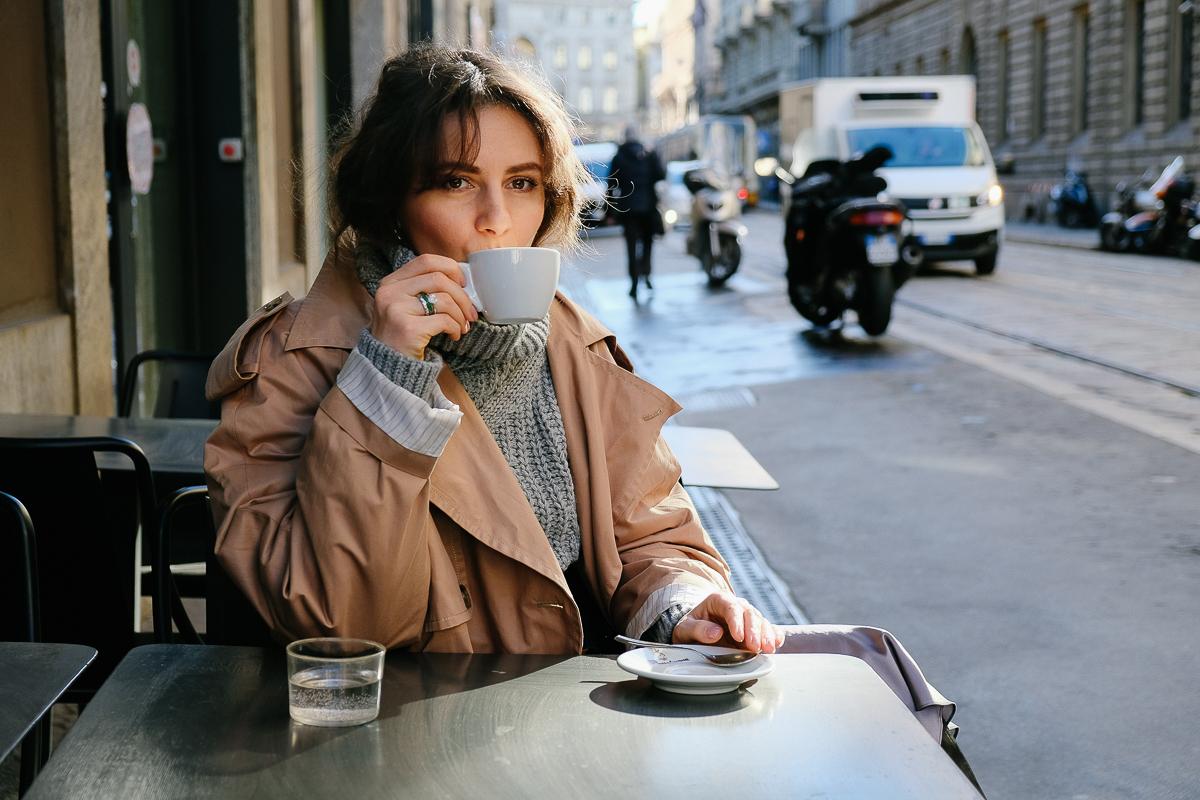 что надеть в Милан на дни моды