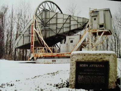 Antena de los laboratorios Bell