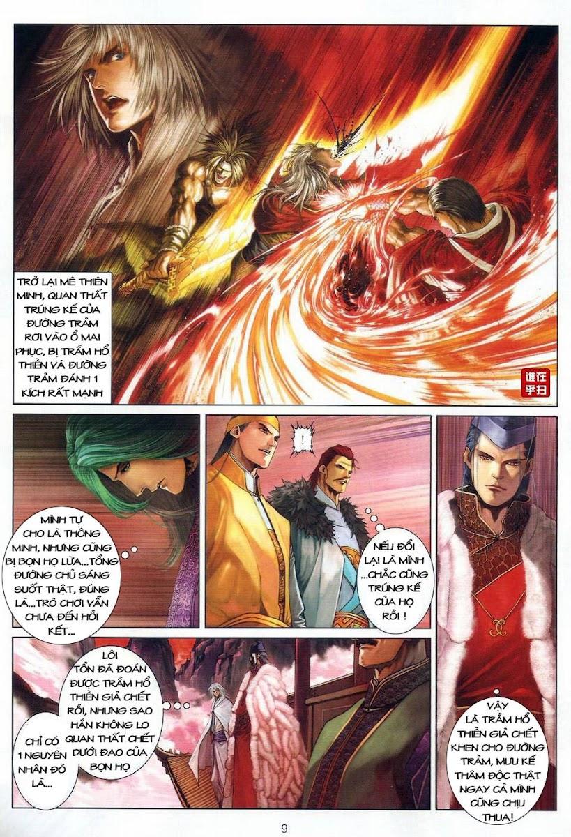Ôn Thụy An Quần Hiệp Truyện chap 23 trang 9